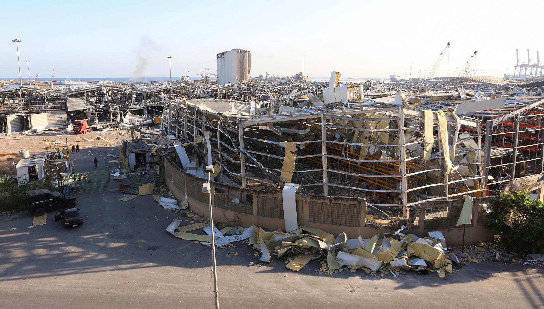 بيروت.. تضامن واسع لمواجهة كارثة شُبهت بـ