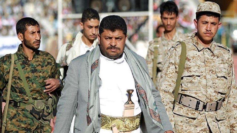 محمد علي الحوثي عضو المجلس السياسي الأعلى لجماعة أنصار الله الحوثية في اليمن