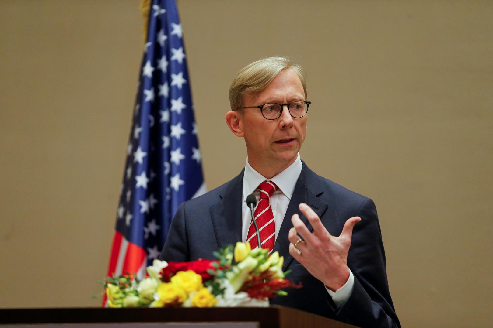 المبعوث الأمريكي لشؤون إيران يترك منصبه