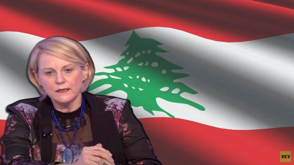 السفيرة اللبنانية في الأردن تقدم استقالتها خلال لقاء تلفزيوني مباشر (فيديو)