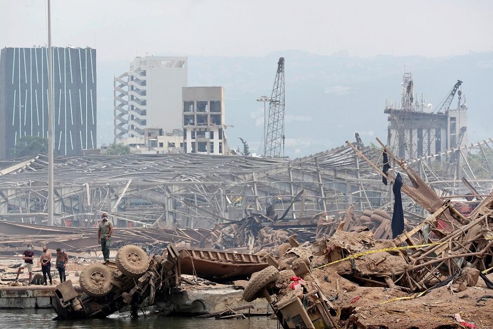 توقيف 16 شخصا في إطار التحقيق بانفجار مرفأ بيروت