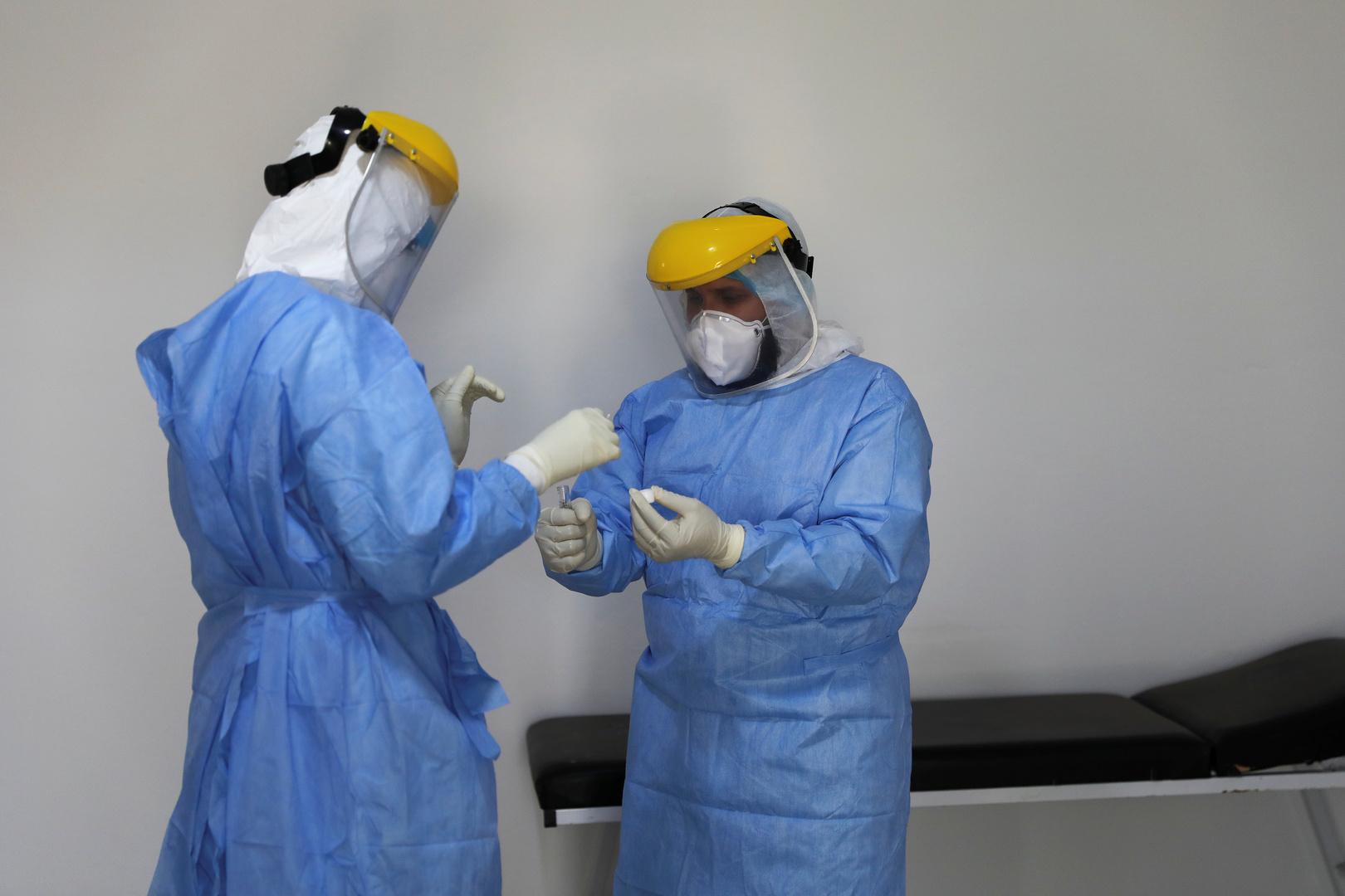 ليبيا تسجل ارتفاعا غير مسبوق في عدد الإصابات بفيروس كورونا