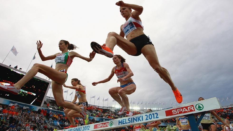 إيقاف عداءة تركية فائزة بذهبية أوروبا 2012 لوقوعها في المحظور (صور)