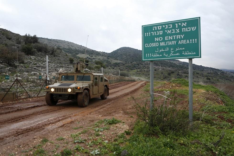 إسرائيل ترصد طائرة مسيرة تسللت من لبنان