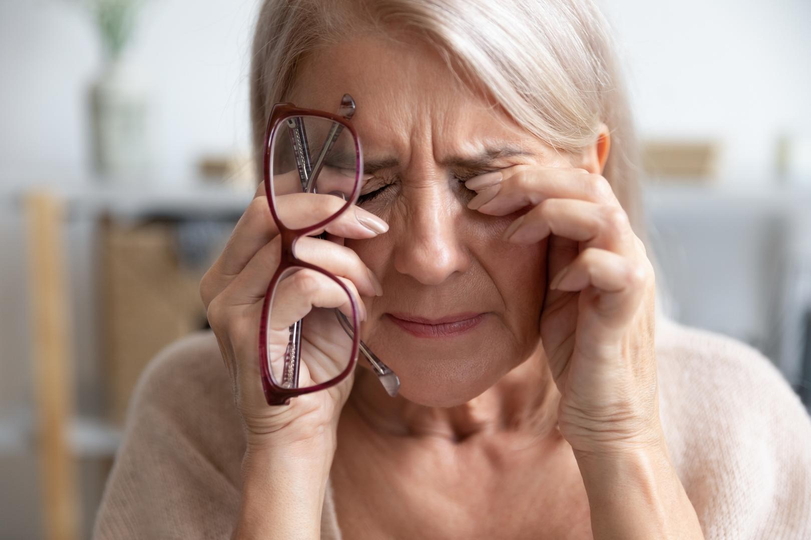 عارض في البصر قد يكون علامة تحذيرية مبكرة للخرف