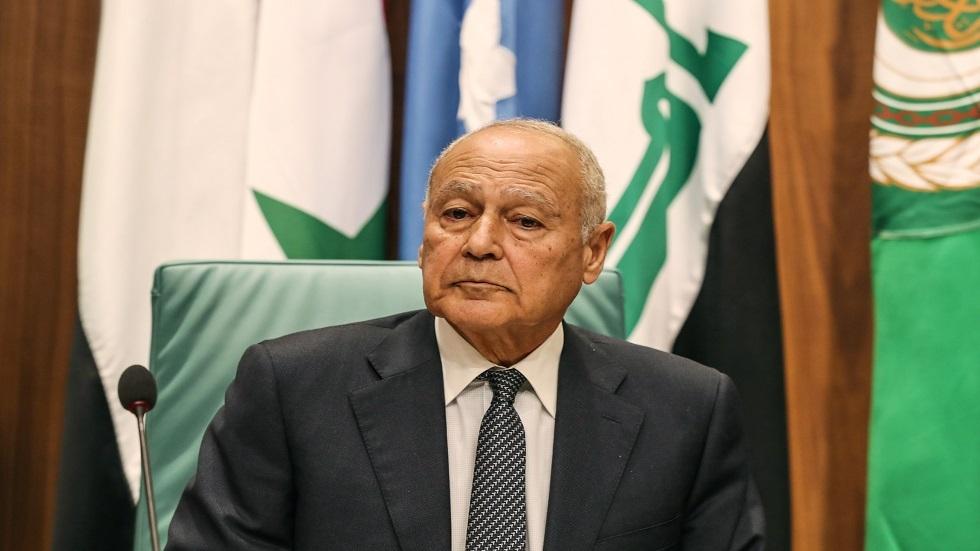 أبو الغيط: مستعدون لتقديم الدعم للتحقيق في انفجار بيروت
