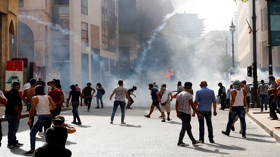 قيادة الجيش اللبناني وقوى الأمن تدعوان المتظاهرين إلى سلمية الاحتجاجات وضبط النفس