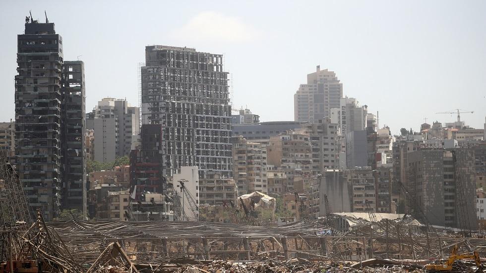 ارتفاع عدد ضحايا انفجار مرفأ بيروت إلى 158 قتيلا وأكثر من 6 آلاف جريح
