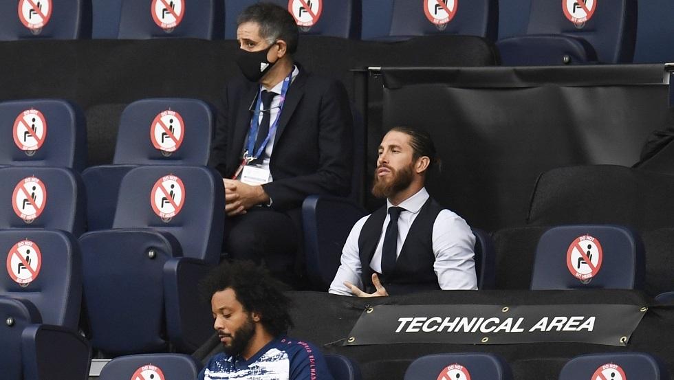 راموس الحزين يوجه رسالة مؤثرة لجماهير ريال مدريد بعد كبوة دوري الأبطال
