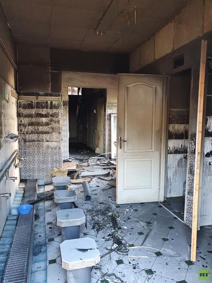 مرصد الإسلاموفوبيا في مصر يستنكر إحراق مسجد بمدينة ليون الفرنسية