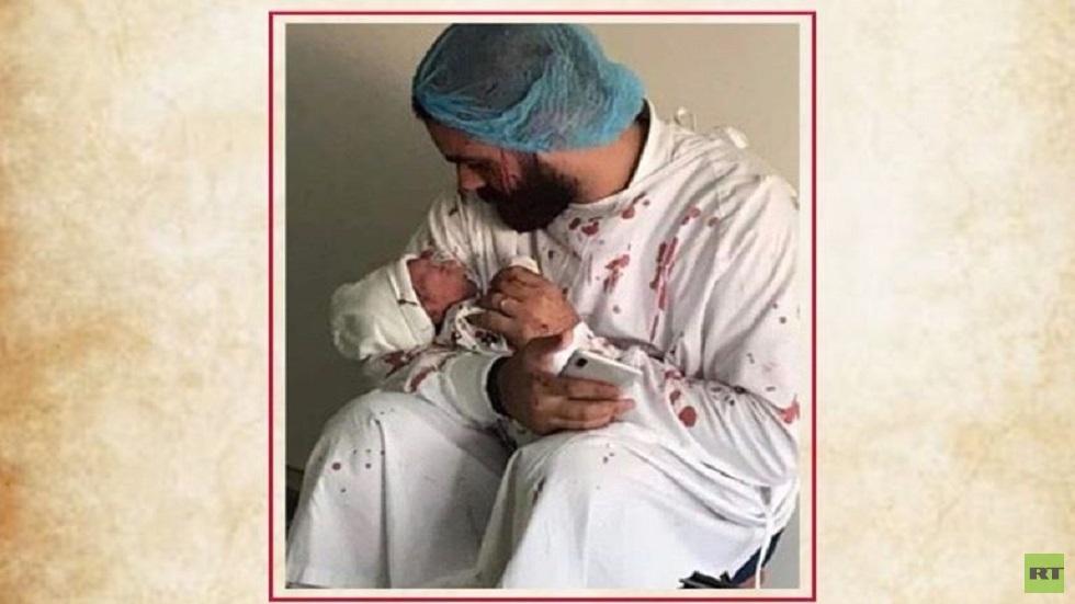 الرضيع نبيل.. قصة ولادة قبل انفجار بيروت الكبير