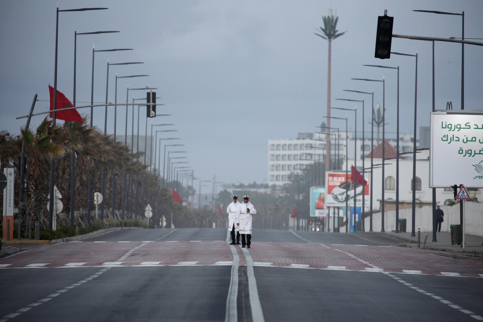المغرب يسجل أكبر ارتفاع يومي في حصيلة الإصابات بكورونا