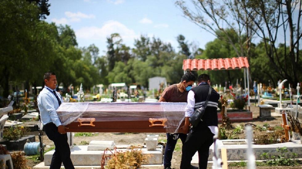 المكسيك.. أكثر من 6 آلاف إصابة ونحو 700 وفاة جديدة بفيروس كورونا