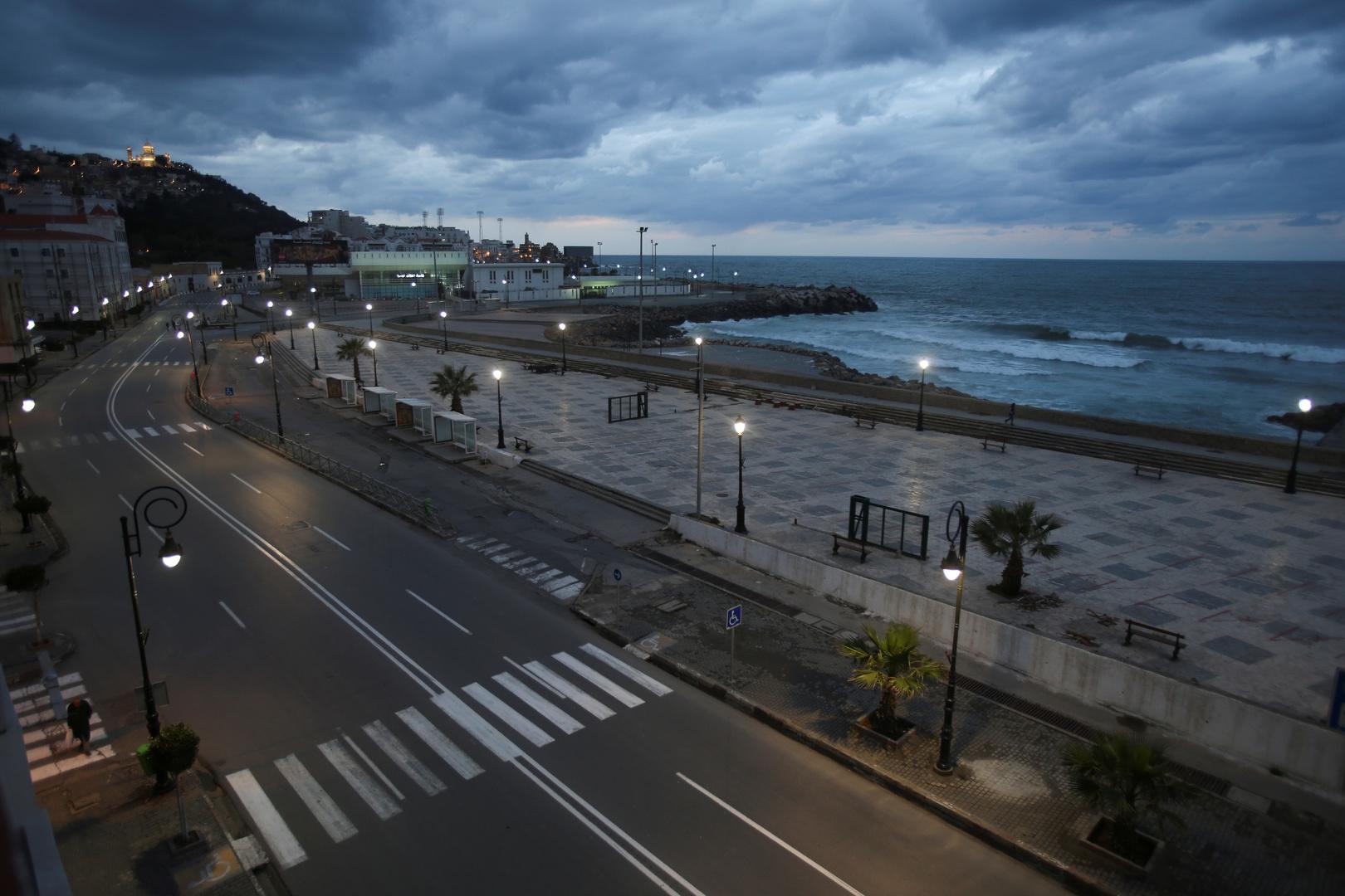 زلزال يضرب ولاية تيبازة الجزائرية
