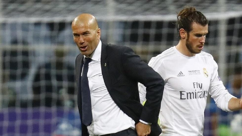 رئيس ريال مدريد السابق يكشف مصير غاريث بيل