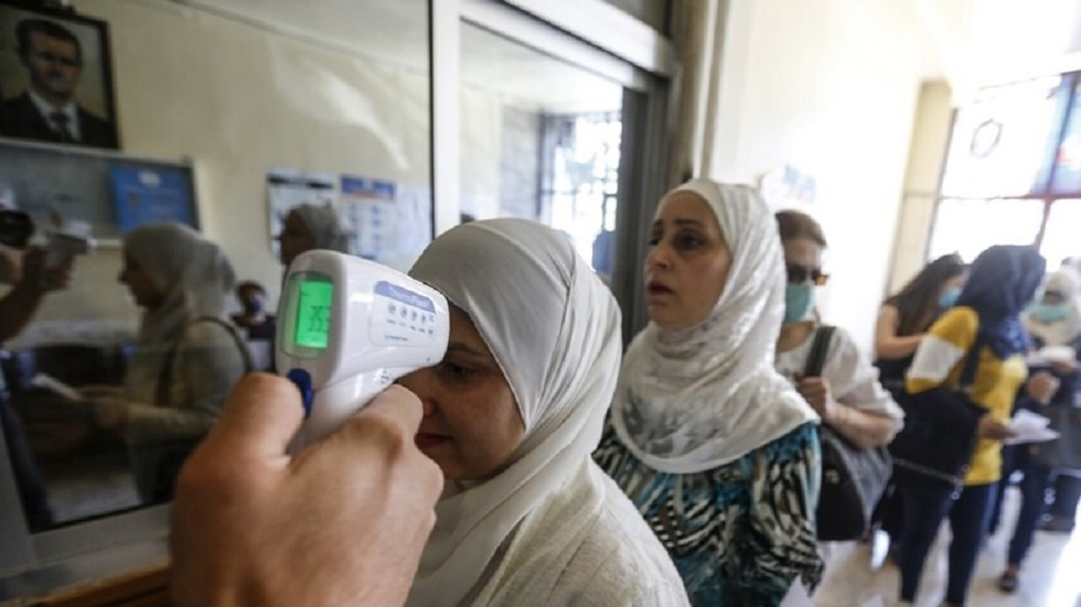 سوريا.. حالتا وفاة و63 إصابة جديدة بفيروس كورونا المستجد