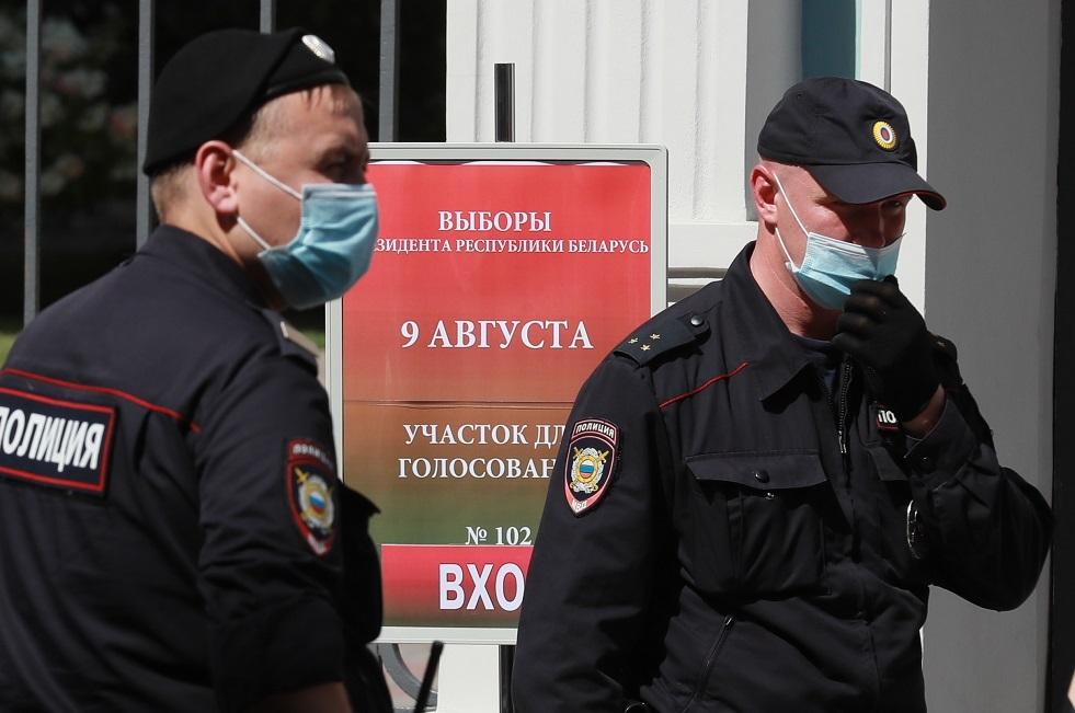 الأمن البيلاروسي ينفذ اعتقالات وسط مينسك