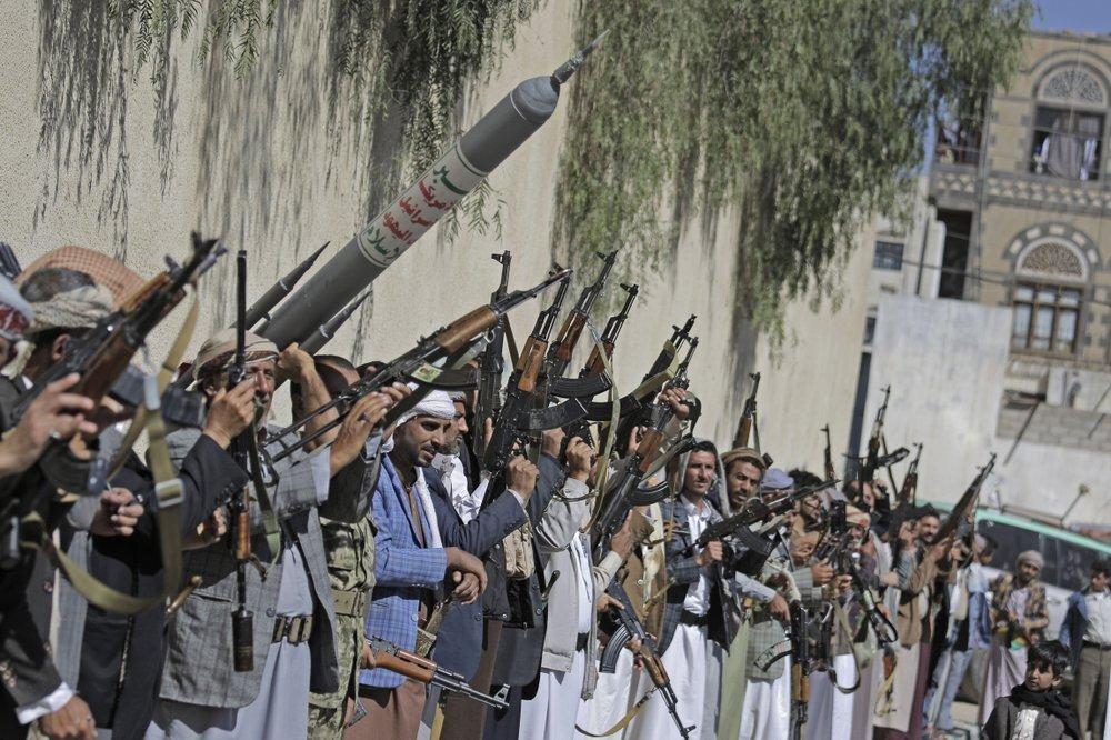 عناصر لجماعة الحوثيين - صورة من الأرشيف -