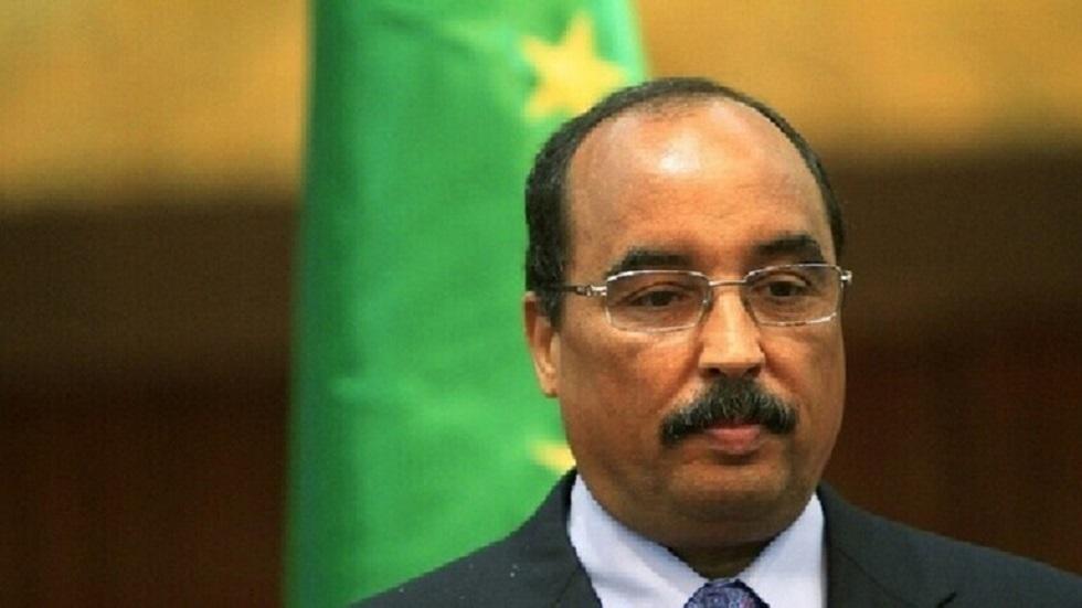 الشرطة الموريتانية تستدعي أفرادا من عائلة الرئيس السابق