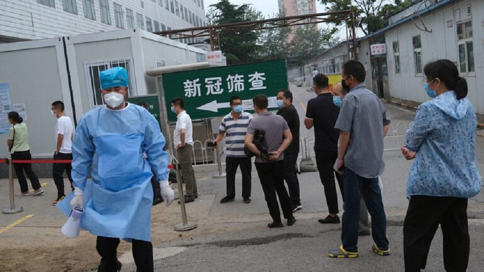 الصين تعلن عن إصابة 49 شخصا بفيروس كورونا المستجد