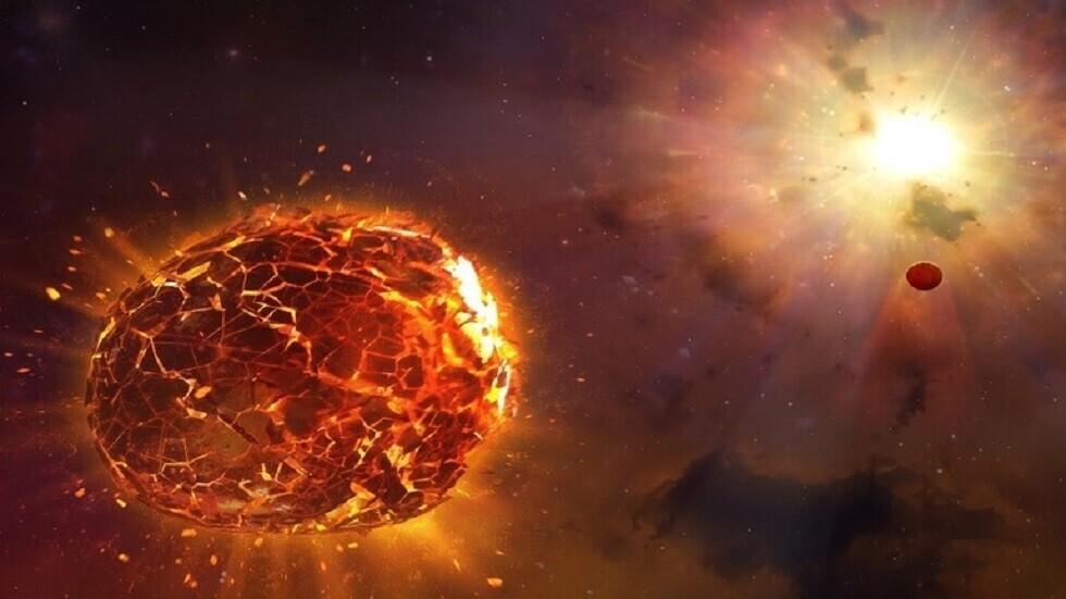 كواكب تغطيها محيطات من الحمم البركانية تحير العلماء بسبب شدة سطوعها