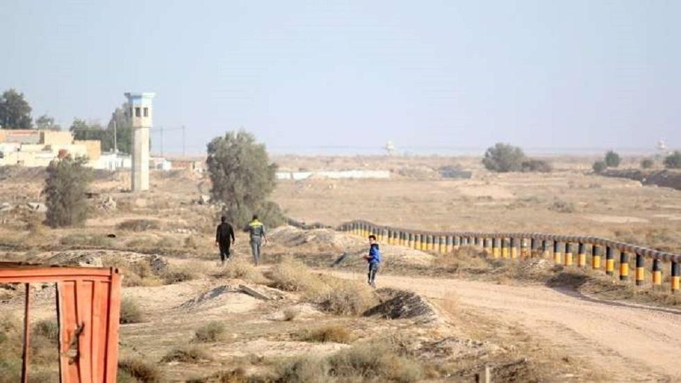انفجار قرب معبر على الحدود بين العراق والكويت
