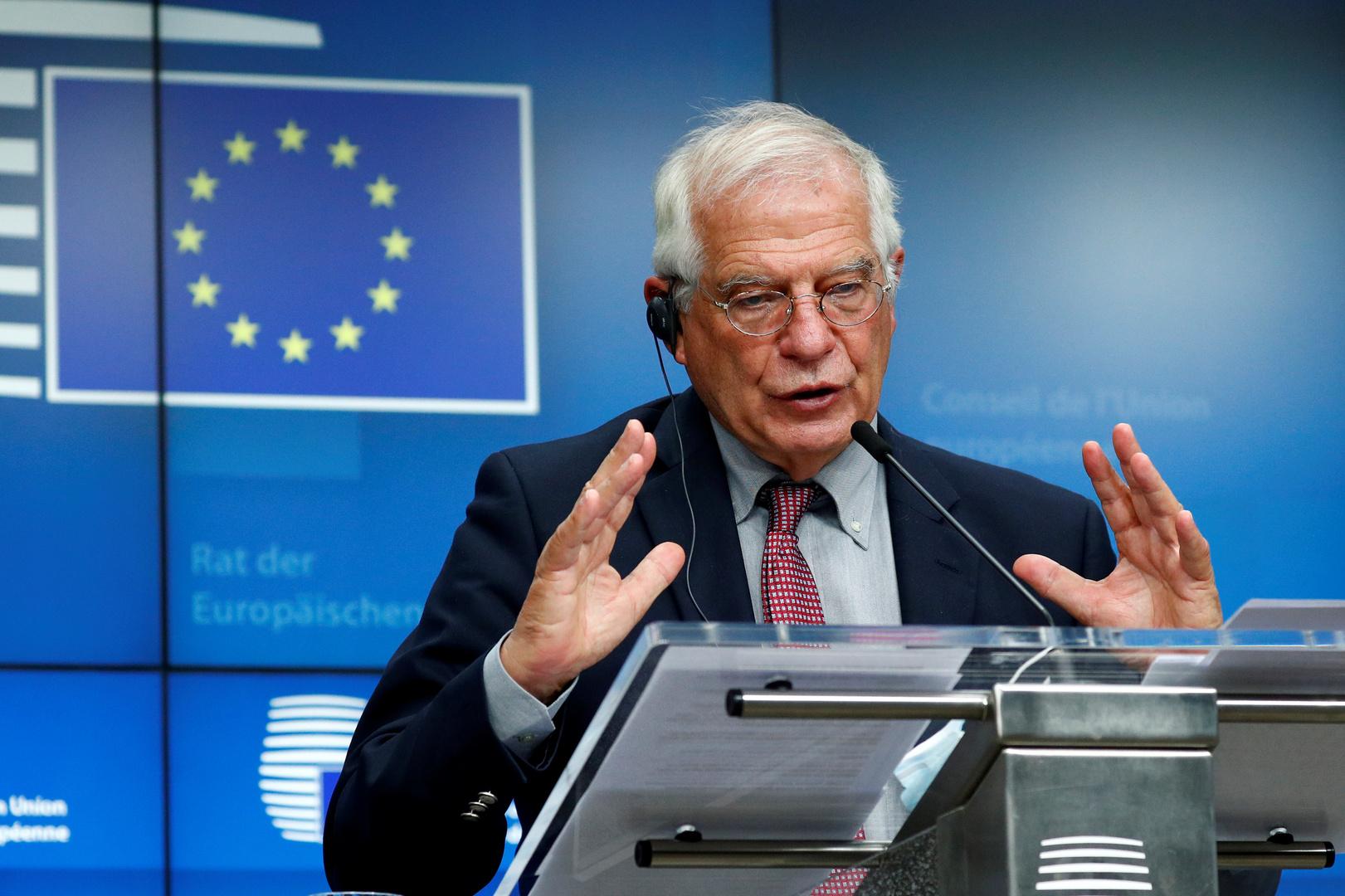 الاتحاد الأوروبي يهدد بيلاروس بالعقوبات