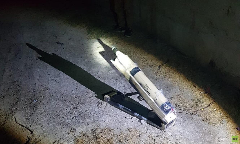 العراق.. سقوط صاروخ قرب إحدى بوابات