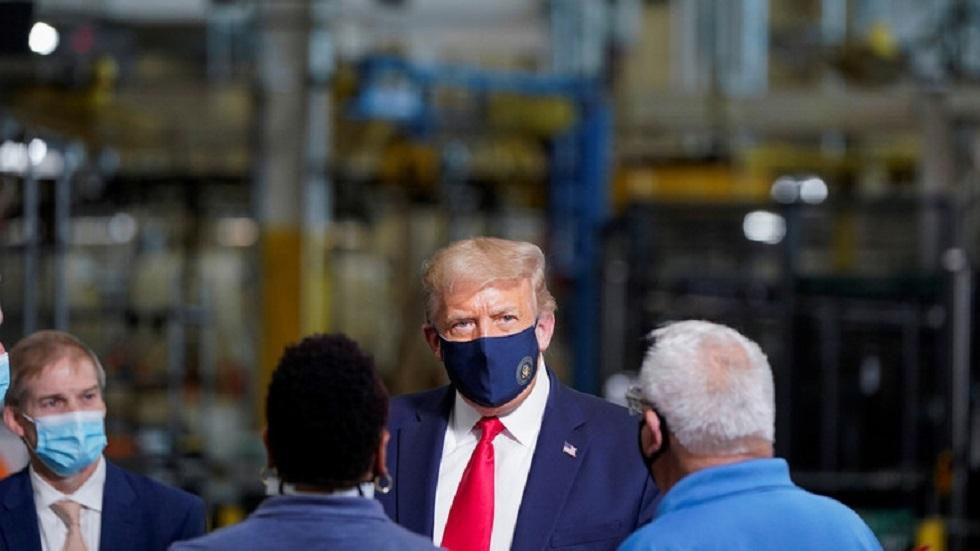 ترامب يقول إن الولايات المتحدة توصلت إلى اتفاق مع مودرنا مقابل 100 مليون جرعة من لقاح فيروس كورونا