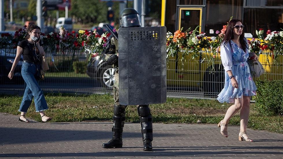 بيلاروس.. هدوء حذر بعد تفريق احتجاجات الليل والاتحاد الأوروبي بصدد بحث عقوبات