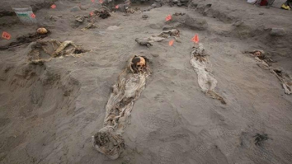 اكتشاف مدينة موتى ضخمة مليئة بمئات الجثث في شمال إسبانيا