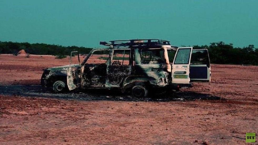 مكان مقتل 6 من موظفي الإغاثة الفرنسيين في النيجر