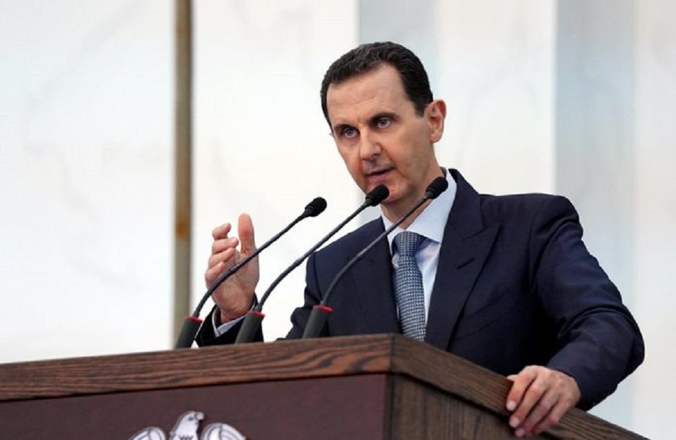 الرئيس السوري: