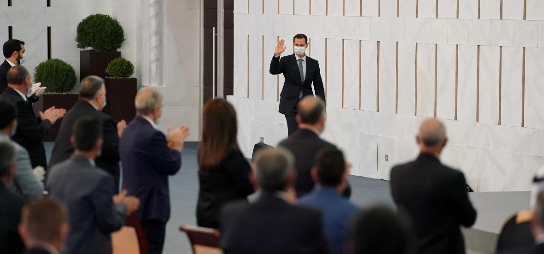 الرئيس السوري: الولايات المتحدة وتركيا حولتا المبادرات السياسية إلى