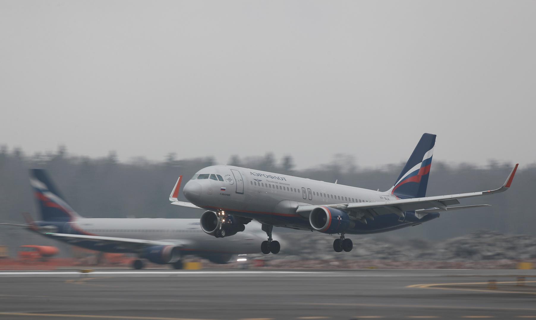 روسيا تستأنف رحلات الطيران إلى وجهات جديدة في سبتمبر