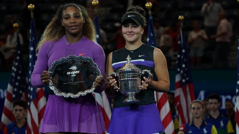 بطولة أمريكا المفتوحة.. أندريسكو لن تدافع عن لقبها