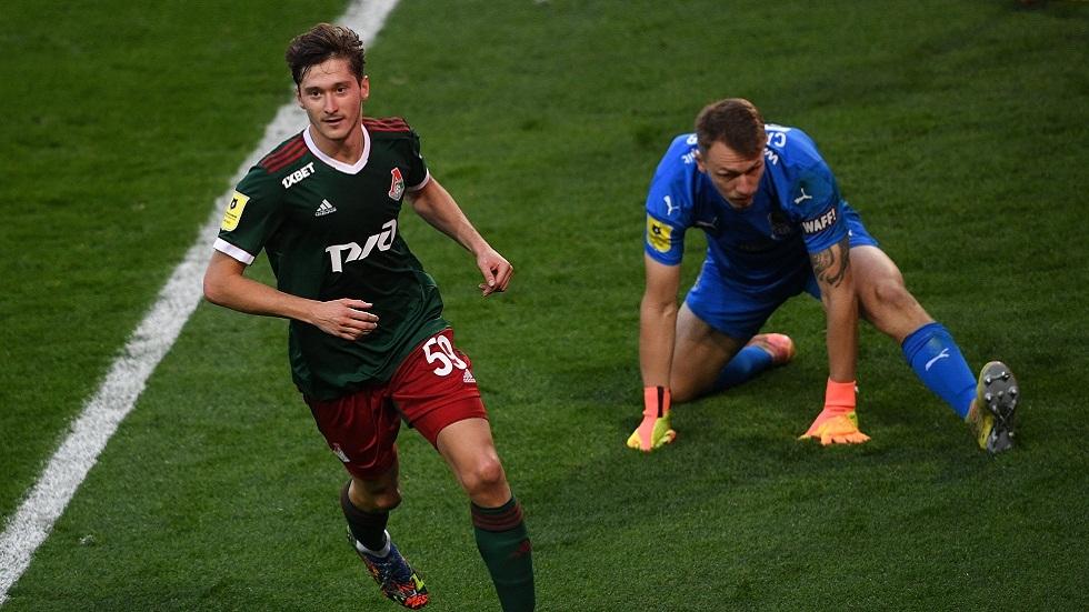 لوكوموتيف يتجاوز عقبة كراسنودار في الدوري الروسي (فيديو)