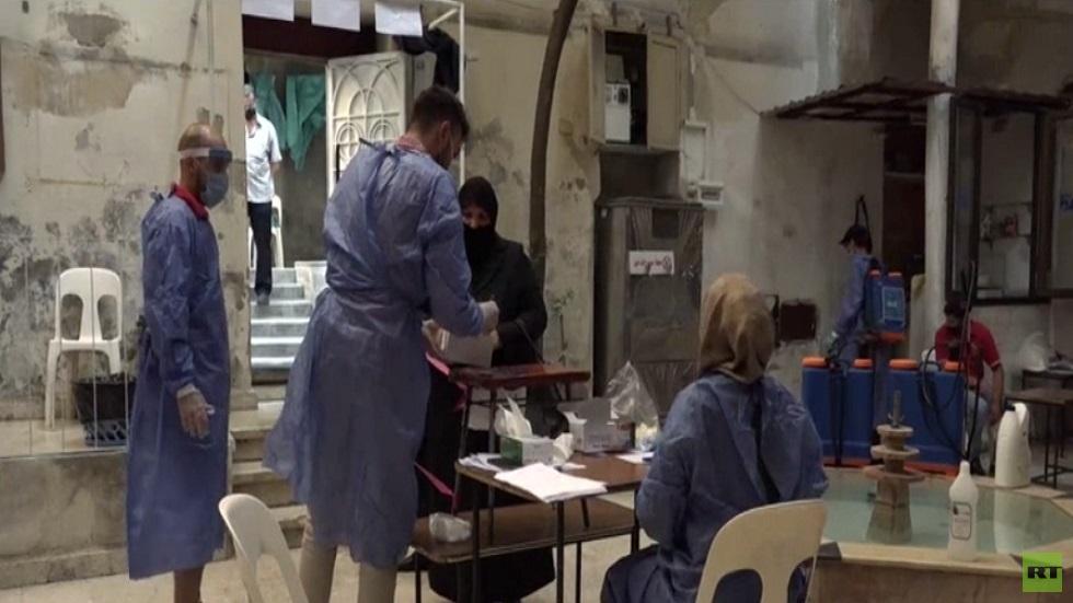 مبادرة أهلية في سوريا لمساعدة مرضى كورونا