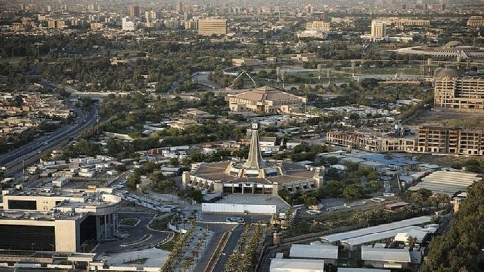 العراق.. سقوط صاروخين في محيط المنطقة الخضراء وسط بغداد