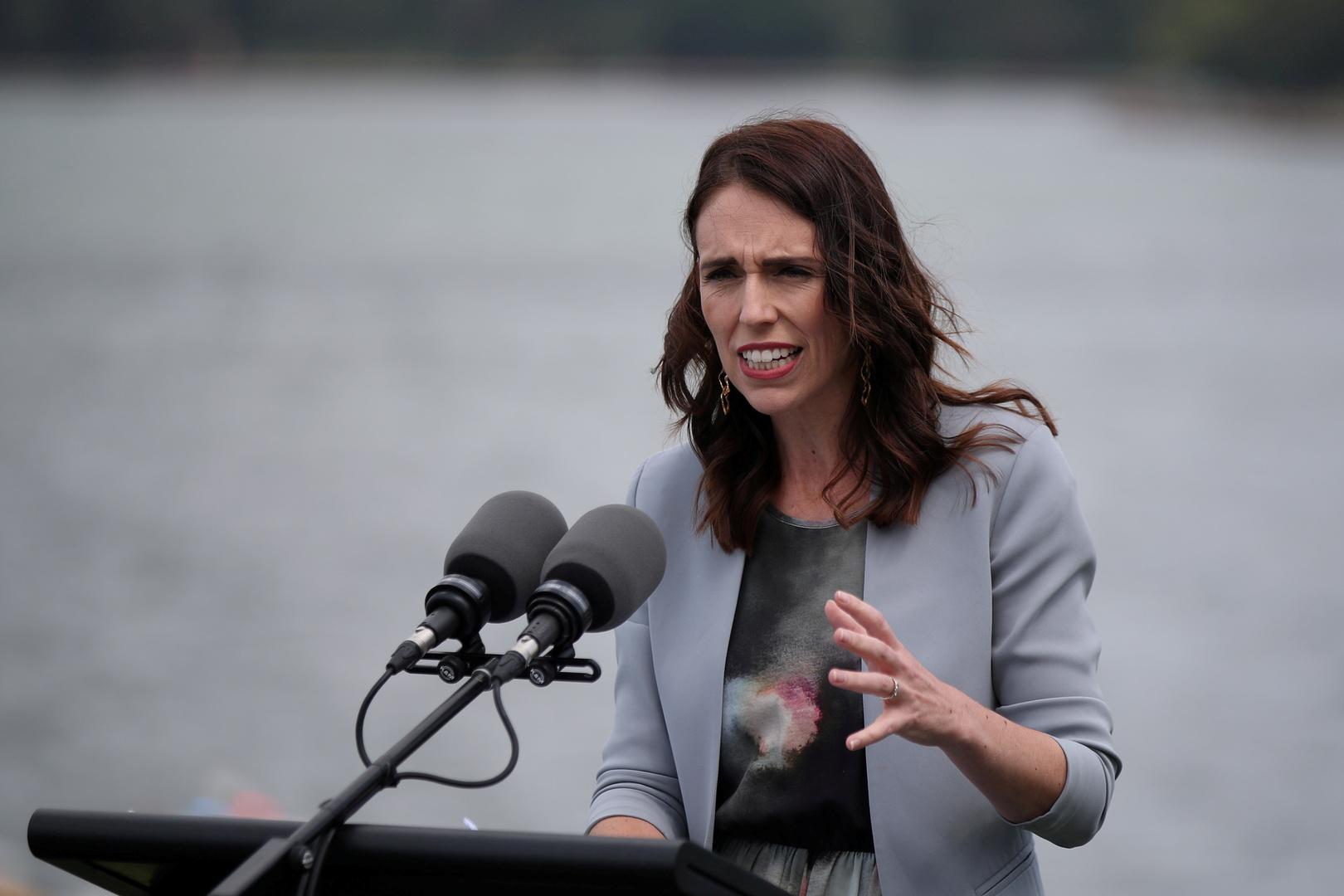 رئيسة وزراء نيوزيلندا تؤجل الانتخابات العامة حتى 17 أكتوبر