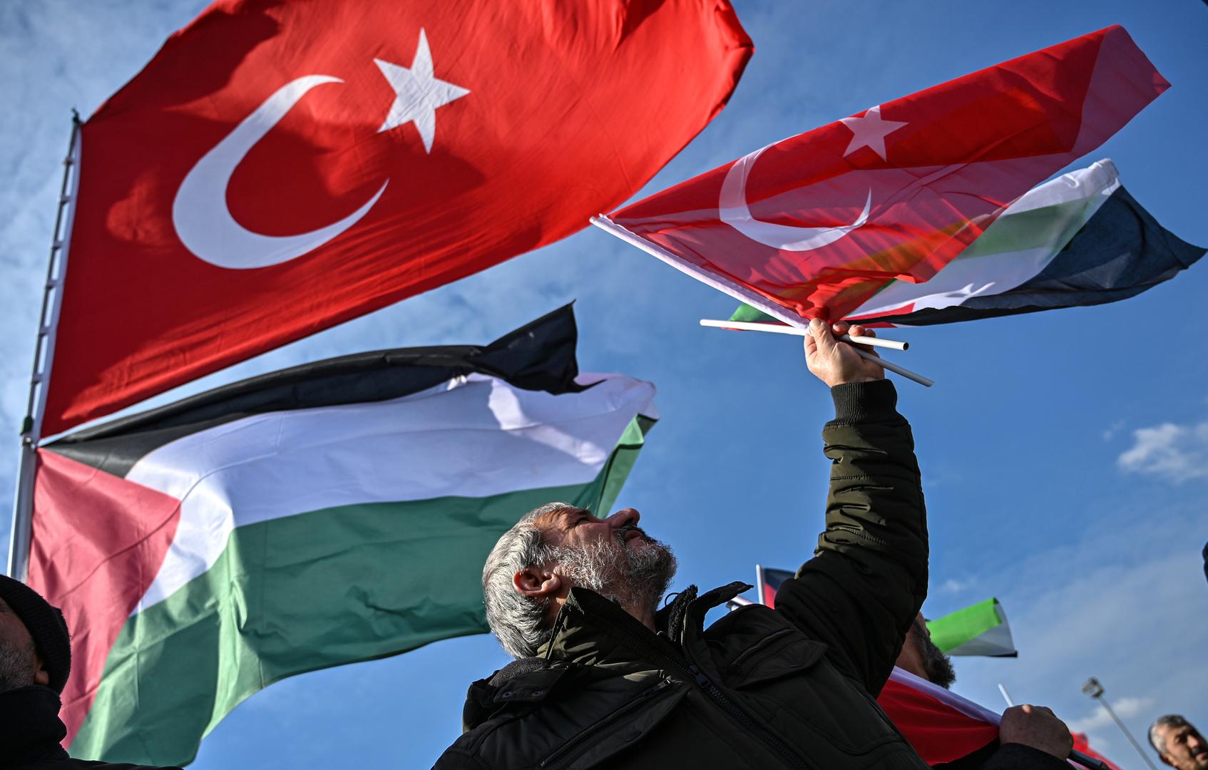 العلاقات التركية الإسرائيلية بين الثابت والمتحول