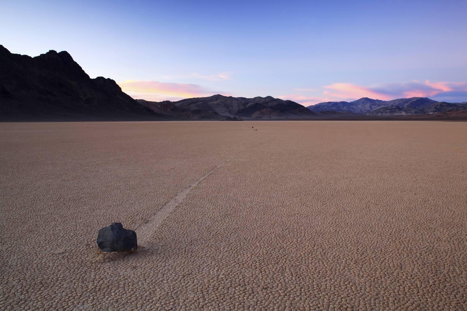 وادي الموت في كاليفورنيا