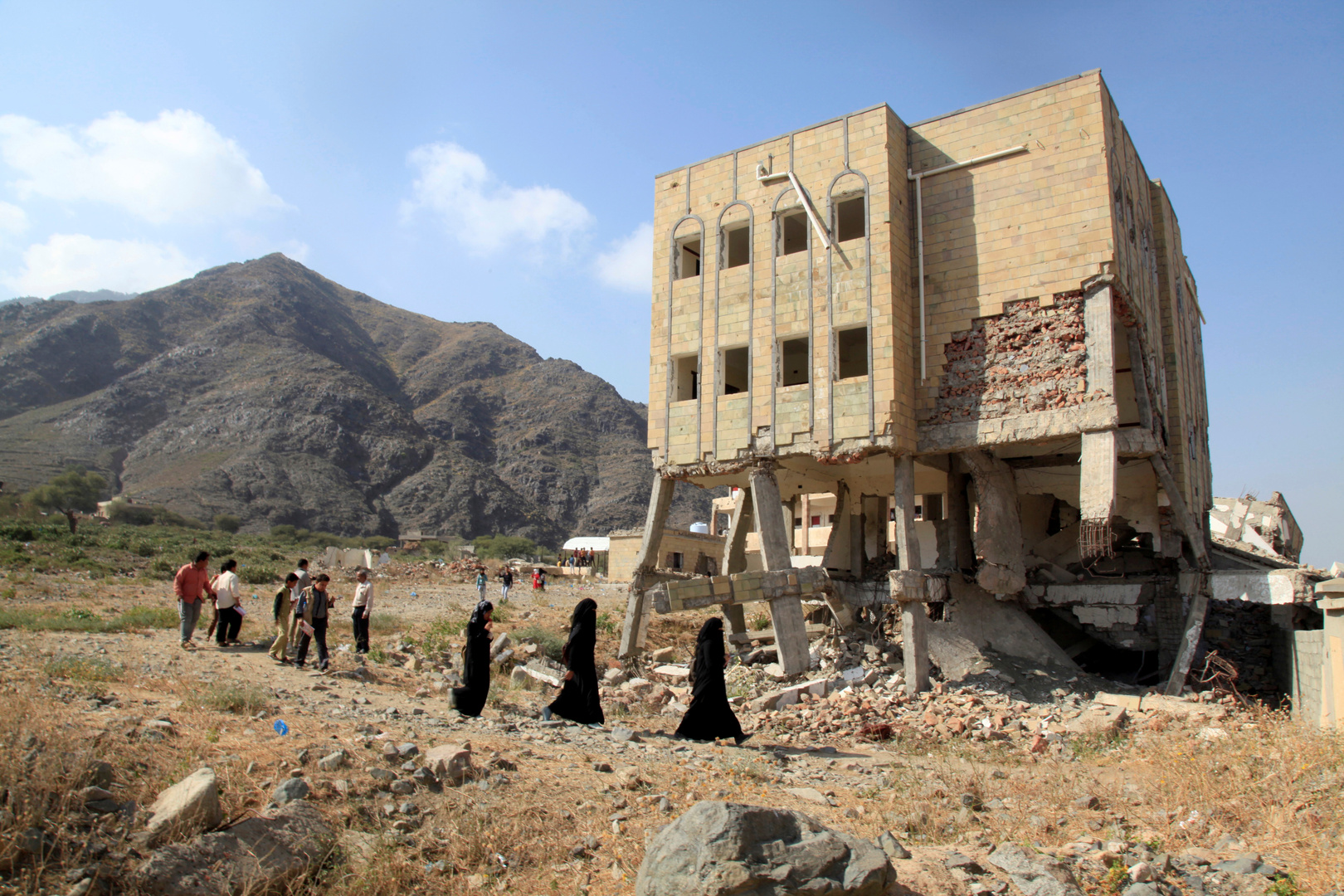 مدينة تعز اليمنية