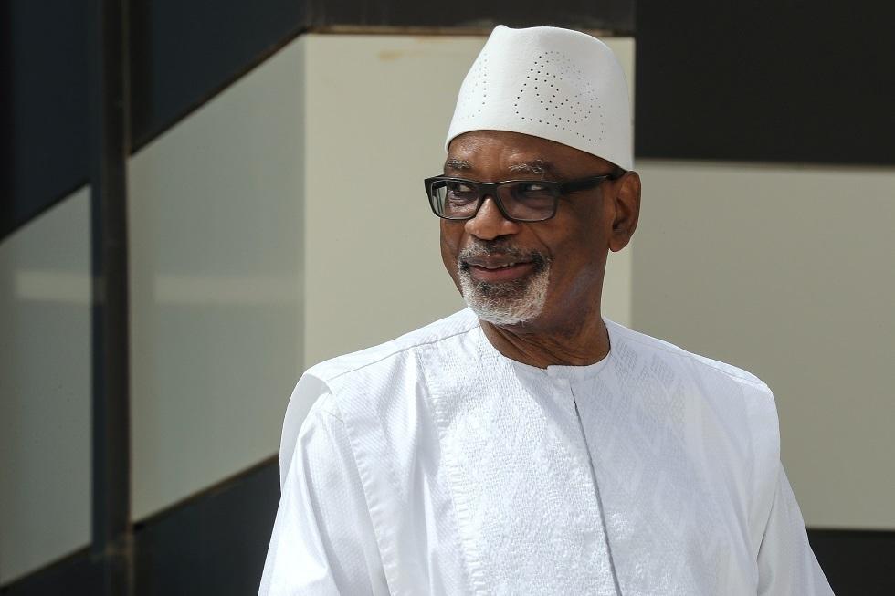 رئيس مالي يعلن استقالته