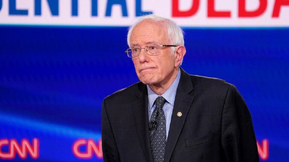 في خطوة رمزية..مشرعة تؤيد ساندرز وليس بايدن خلال مؤتمر الحزب الديمقراطي