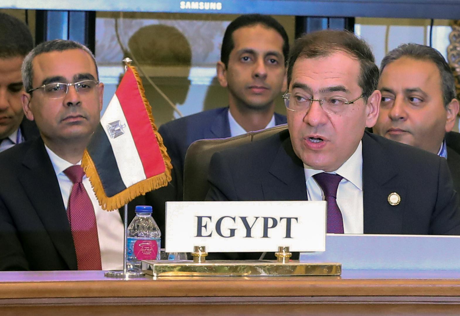 وزير البترول المصري يكشف عن الاستعداد لتوقيع 12 اتفاقية للبحث عن الغاز والبترول بينها 6 بشرق المتوسط