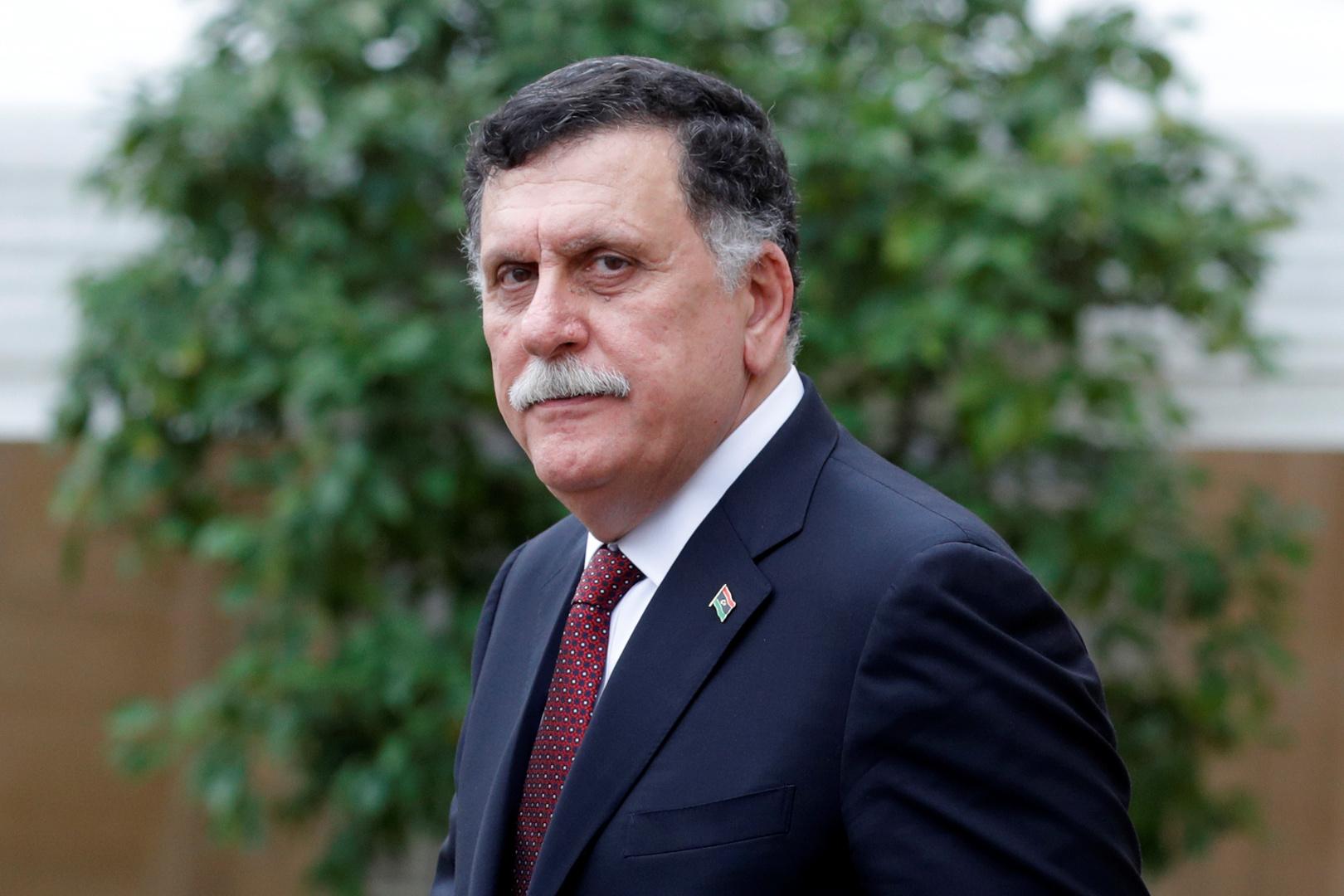 حكومة الوفاق الليبية تعلن وقف إطلاق النار وتدعو لانتخابات رئاسية وبرلمانية