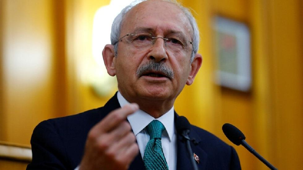 زعيم المعارضة في تركيا رئيس حزب