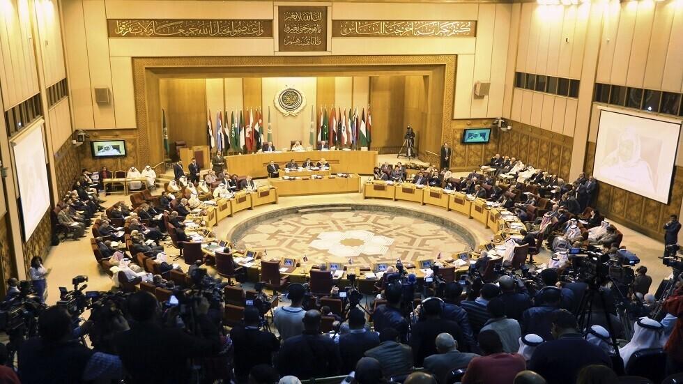الجامعة العربية، صورة من الأرشيف