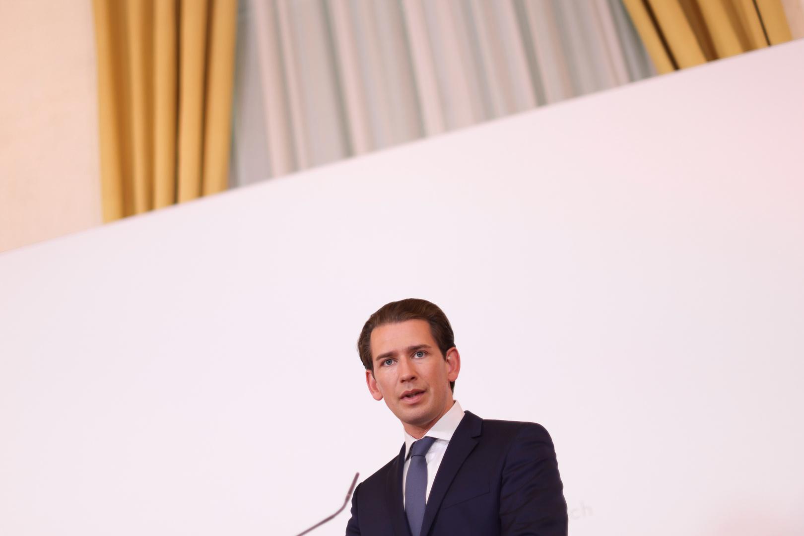المستشار النمساوي